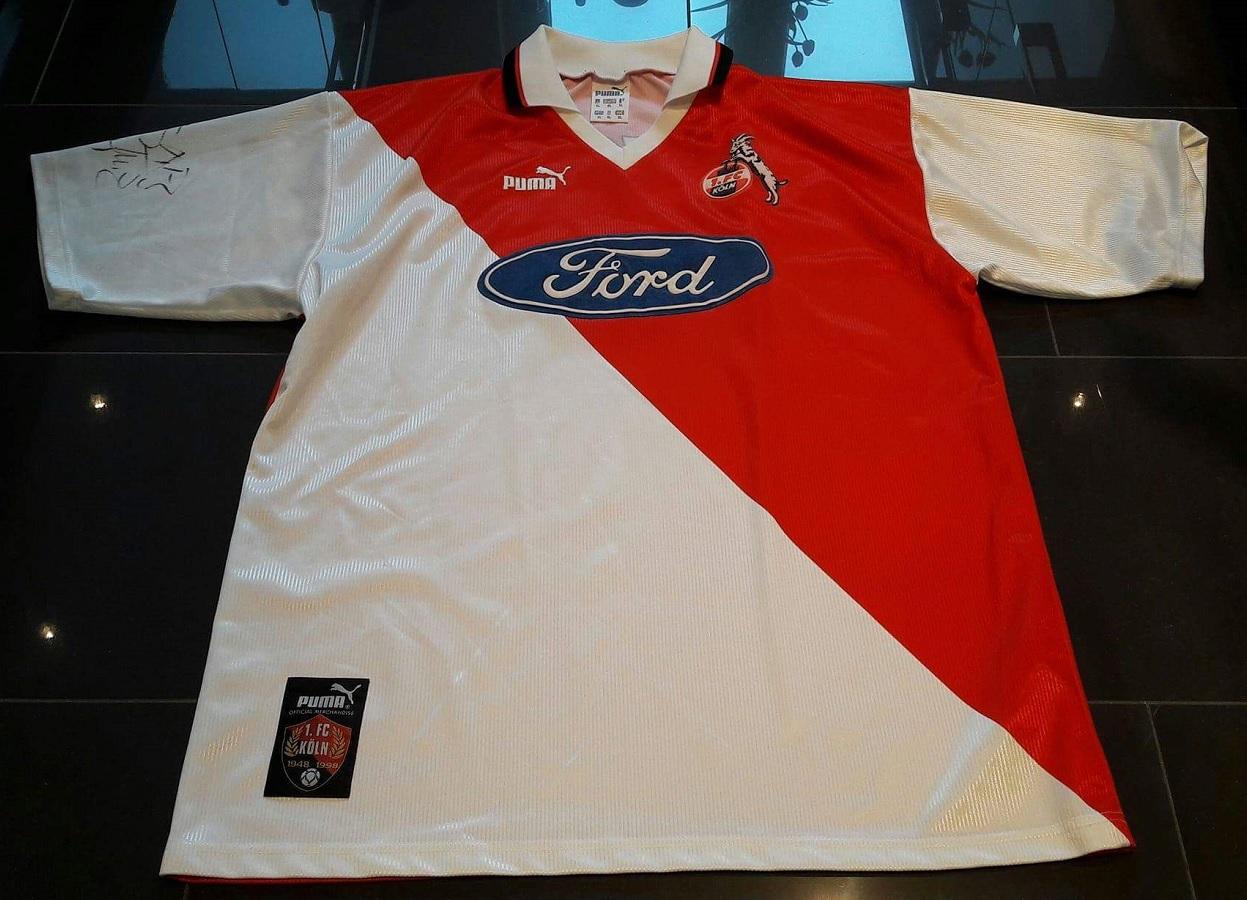 1.FC Köln 50 Jahre Jubiläum 1997/98