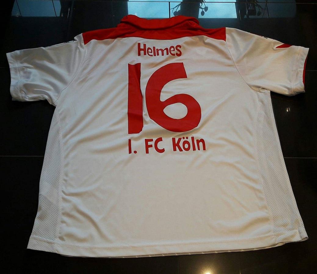 1.FC Köln Fastelovend 2013/14 Helmes