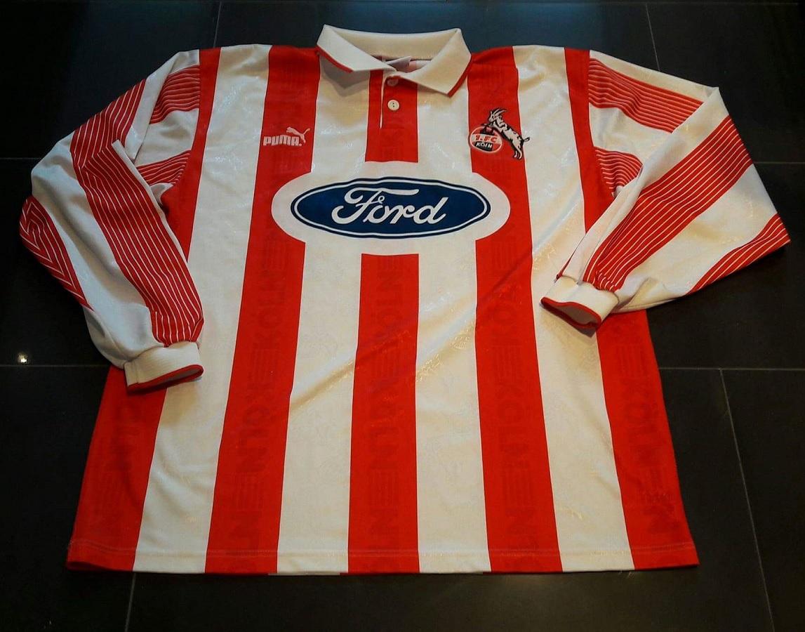 1.FC Köln Home 1995/96
