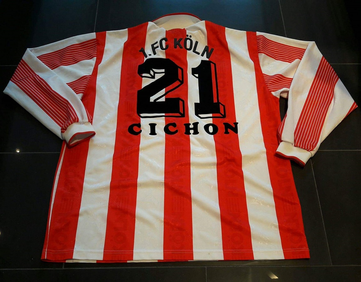 1.FC Köln Home 1995/96 Cichon