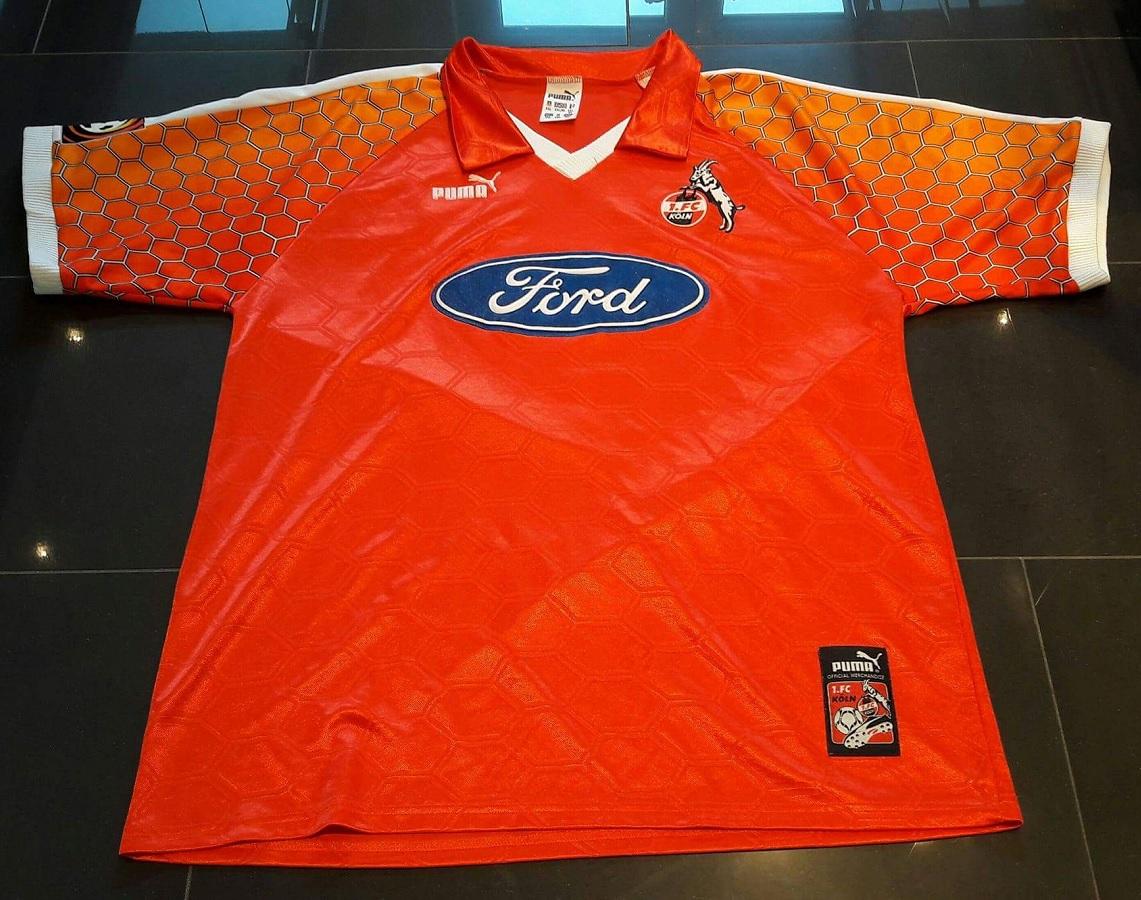 1.FC Köln Home 1997/98