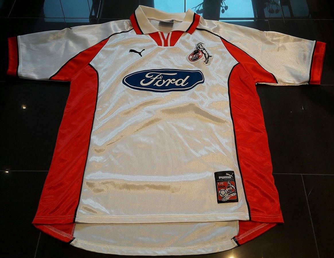 1.FC Köln Home 1998/99