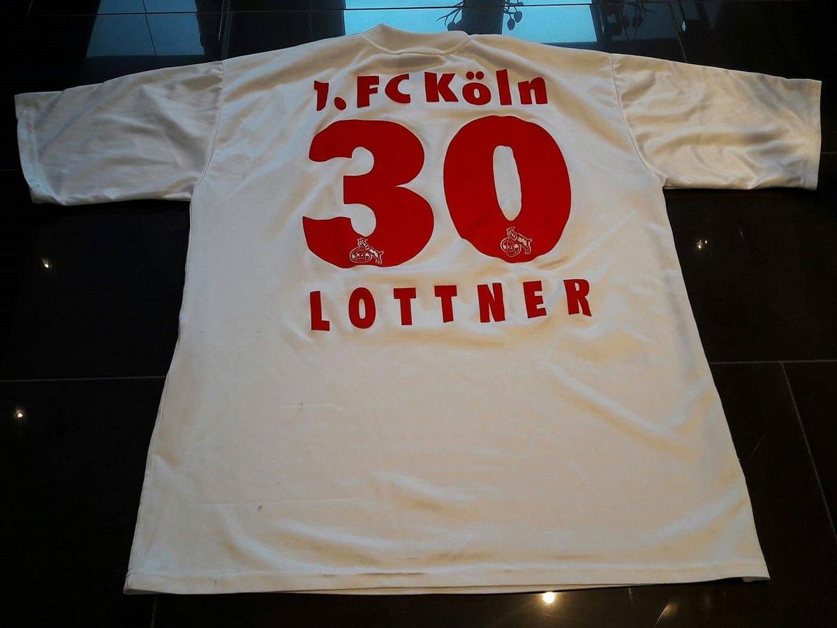1.FC Köln Home 2000/01 Lottner