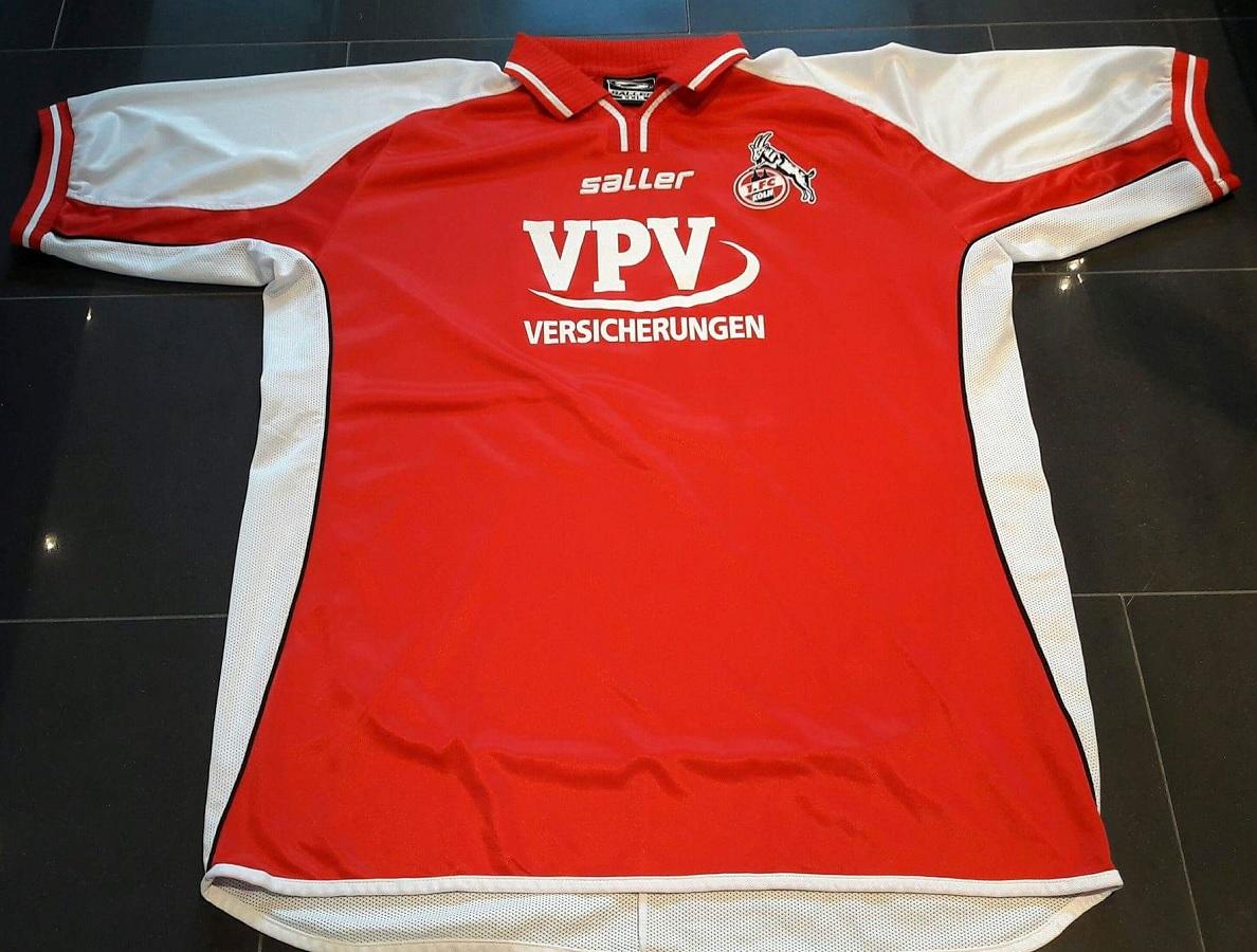 1.FC Köln Home 2002/03