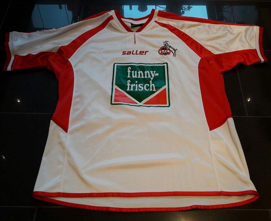 1.FC Köln Home 2003/04