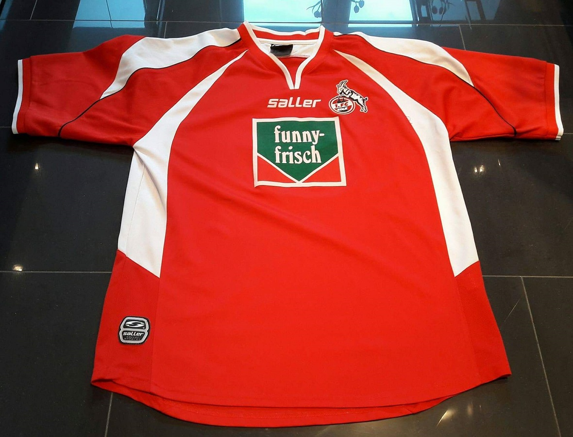 1.FC Köln Home 2004/05