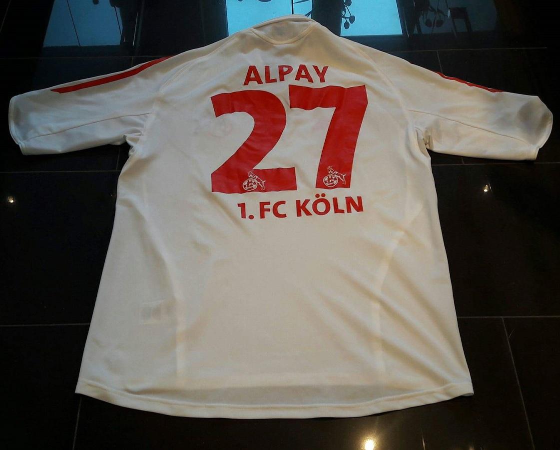 1.FC Köln Home 2005/06 Alpay