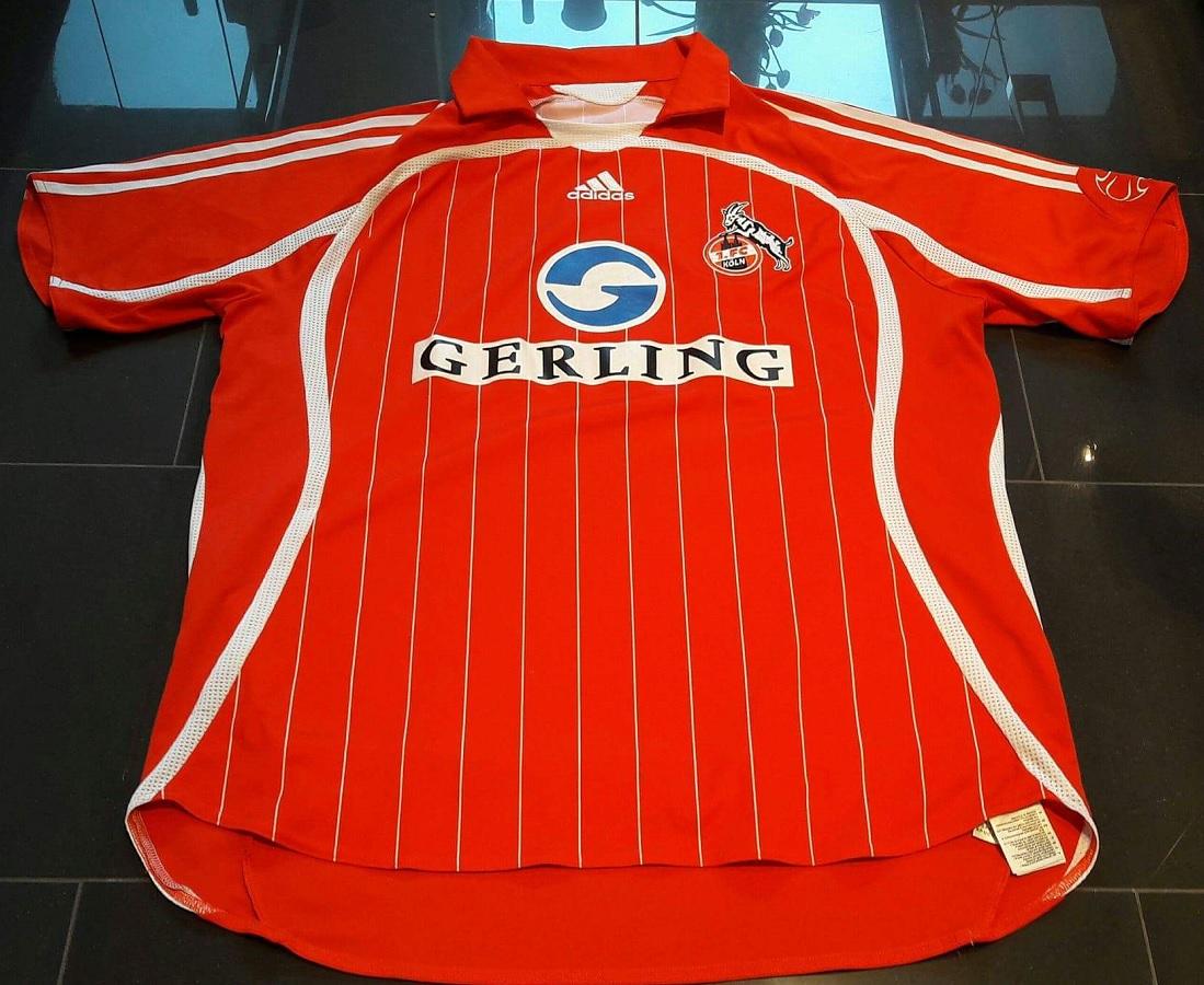 1.FC Köln Home 2006/07