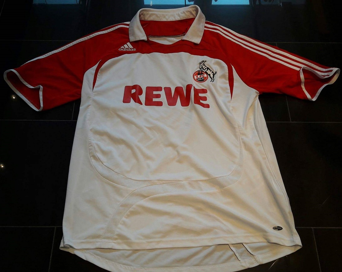 1.FC Köln Home 2007/08