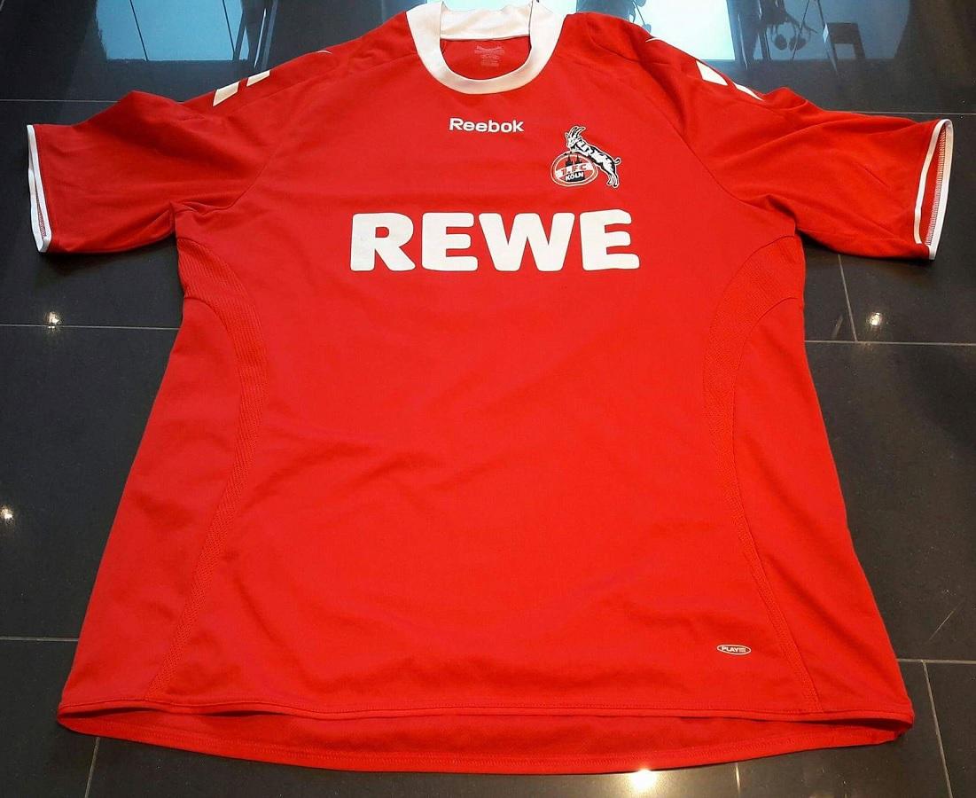 1.FC Köln Home 2008/09