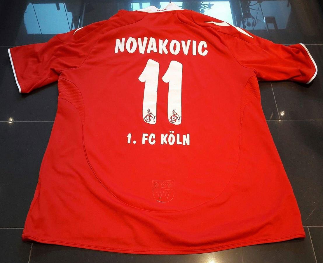 1.FC Köln Home 2008/09 Novakovic