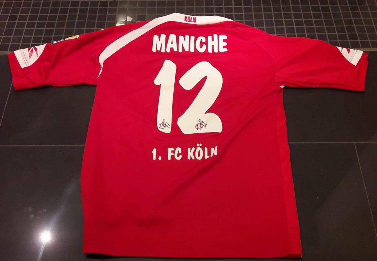 1.FC Köln Home 2009/10 Maniche