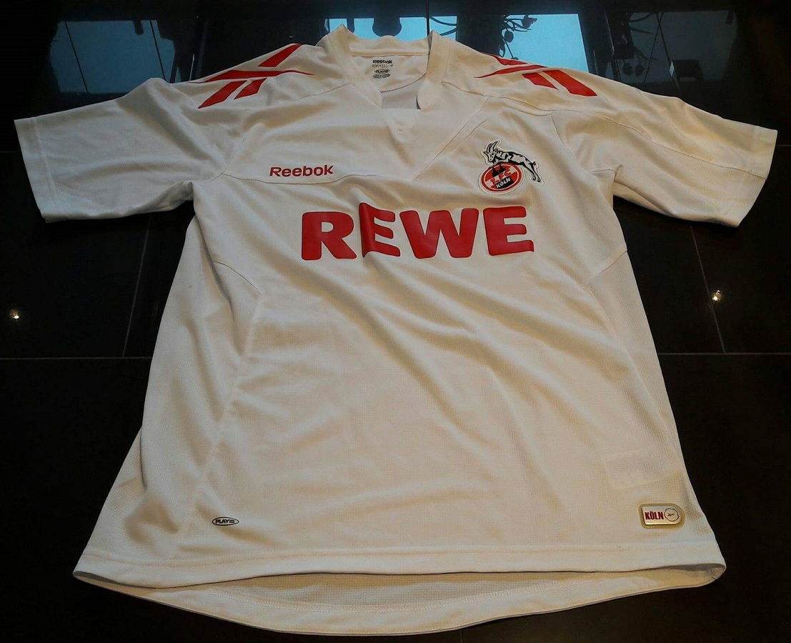 1.FC Köln Home 2011/12