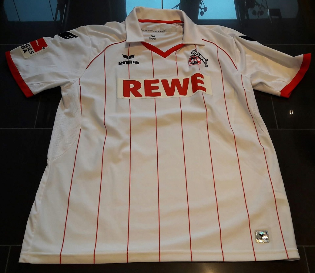 1.FC Köln Home 2012/13