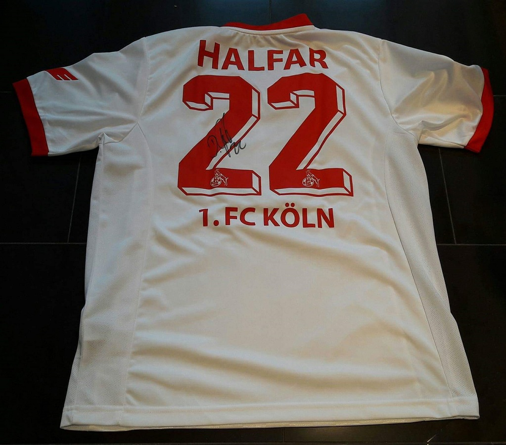 1.FC Köln Home 2013/14 Halfar