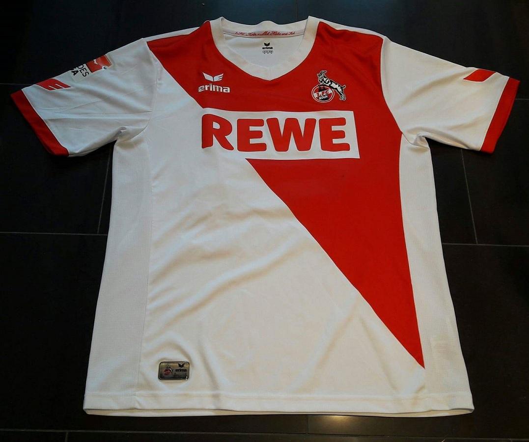 1.FC Köln Home 2014/15