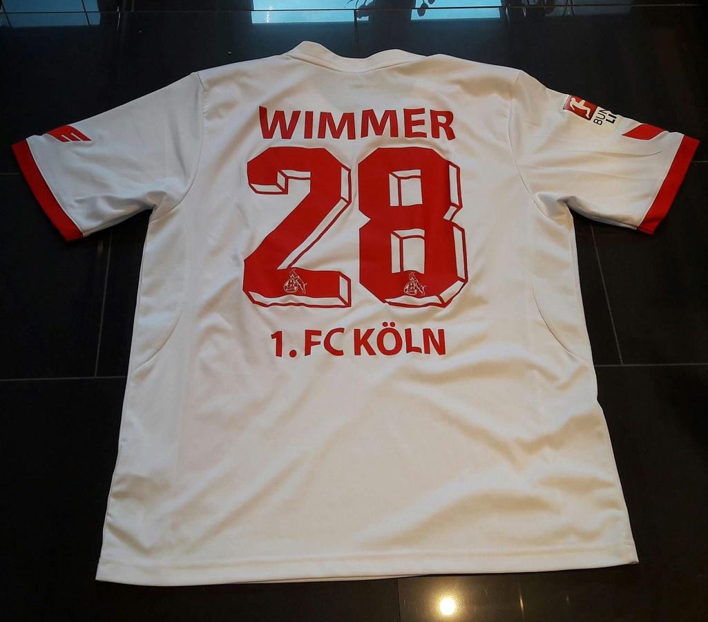 1.FC Köln Home 2014/15 Wimmer