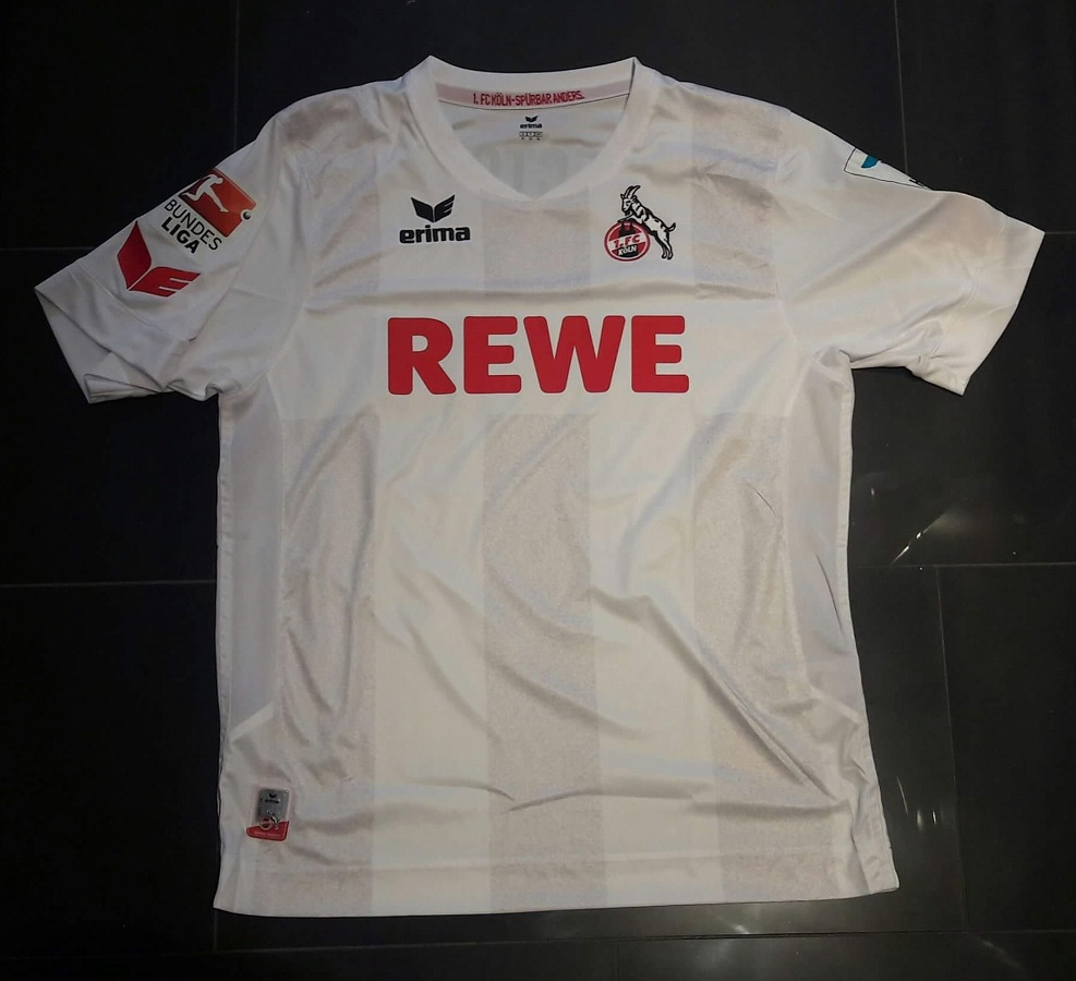 1.FC Köln Home 2016/17