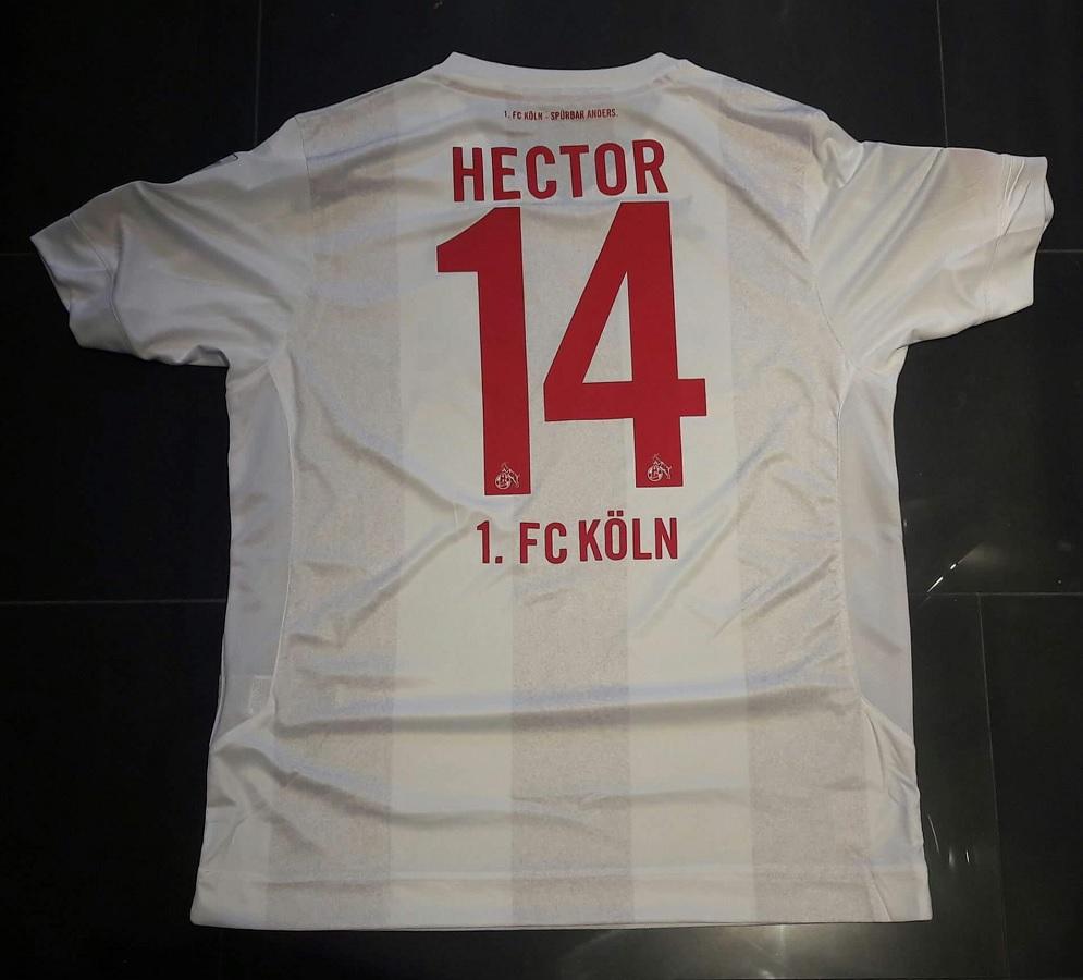 1.FC Köln Home 2016/17 Hector