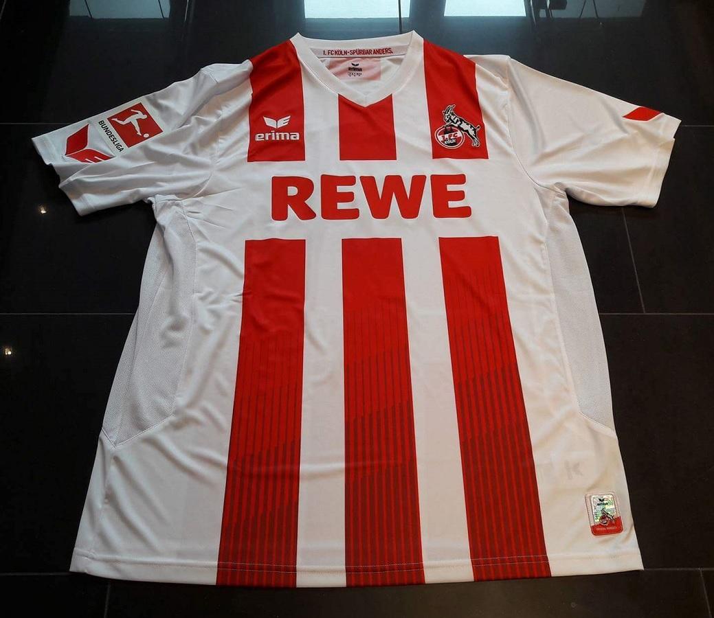 1.FC Köln Home 2017/18