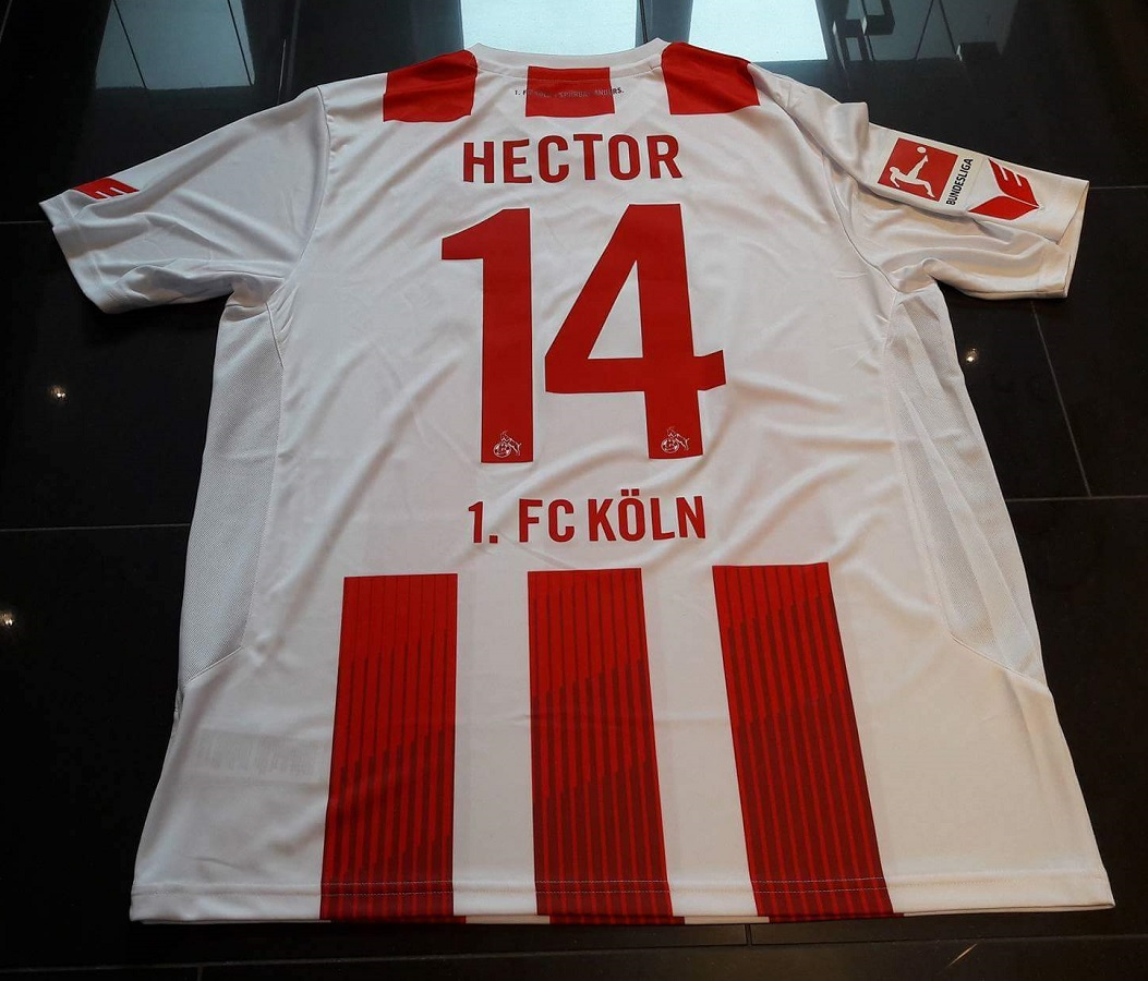 1.FC Köln Home 2017/18 Hector