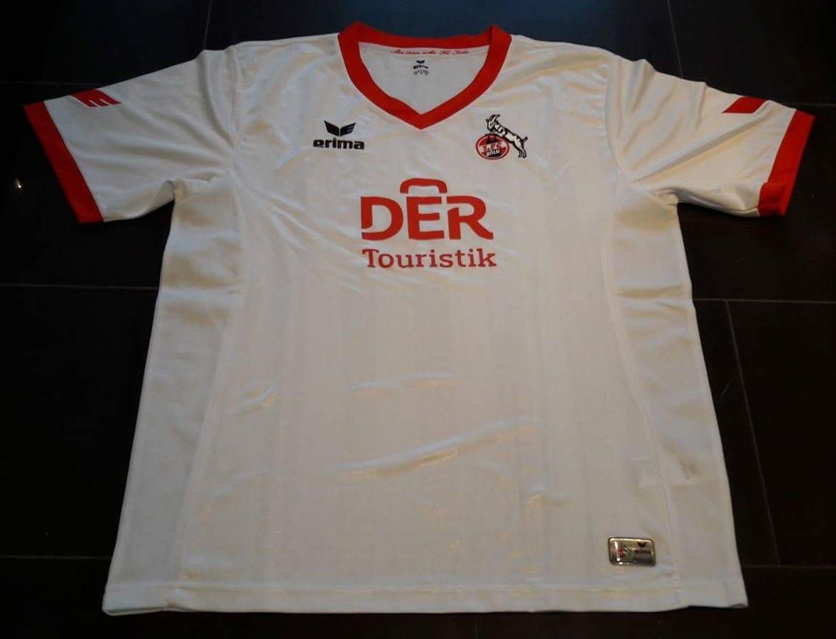1.FC Köln Home Touristik 2013/14