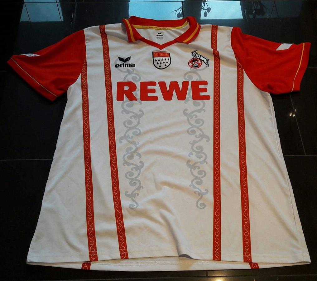 1.FC Köln Karneval 2014/15