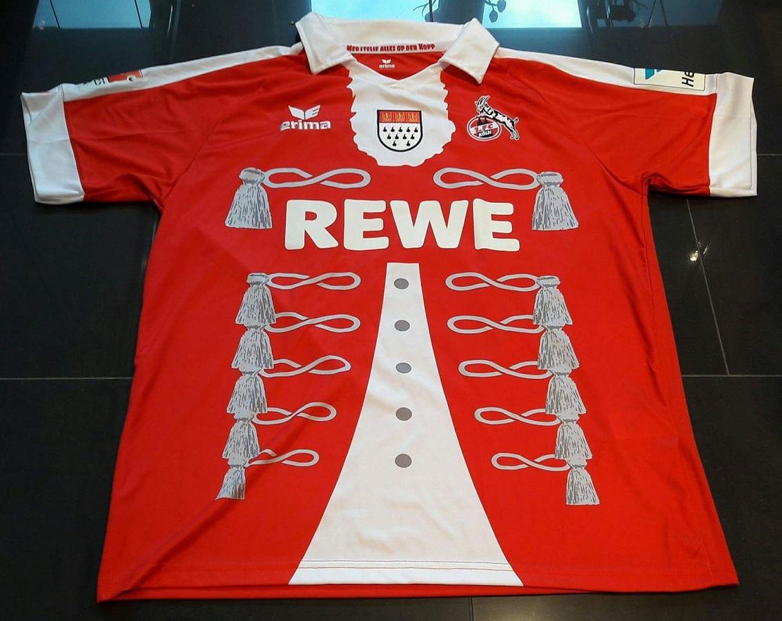 1.FC Köln Karneval 2015/16