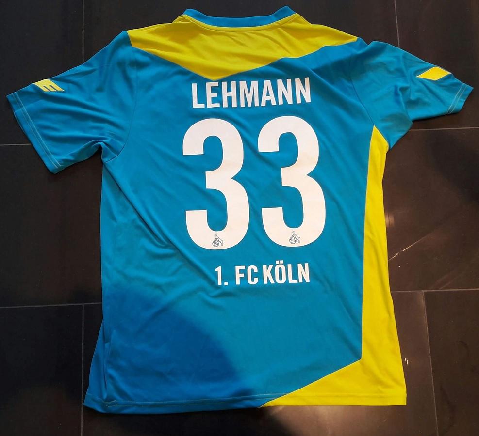 1.FC Köln Third 2014/15 Lehmann