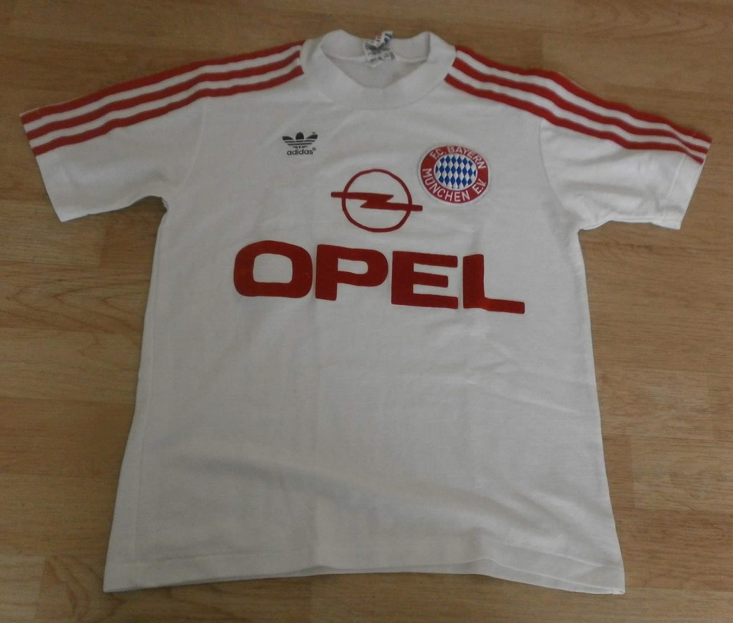 FC Bayern München Away 1990/91