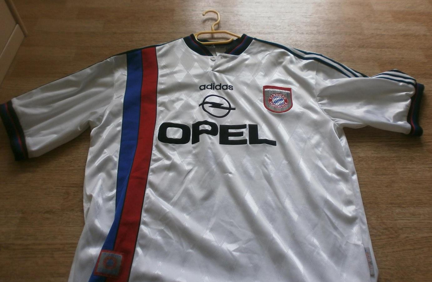 FC Bayern München Away 1996/97