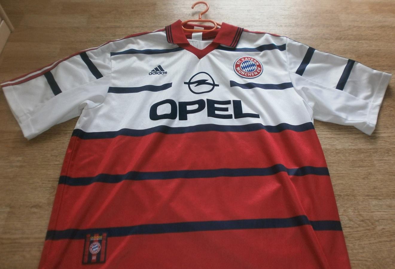 FC Bayern München Away 1998/99