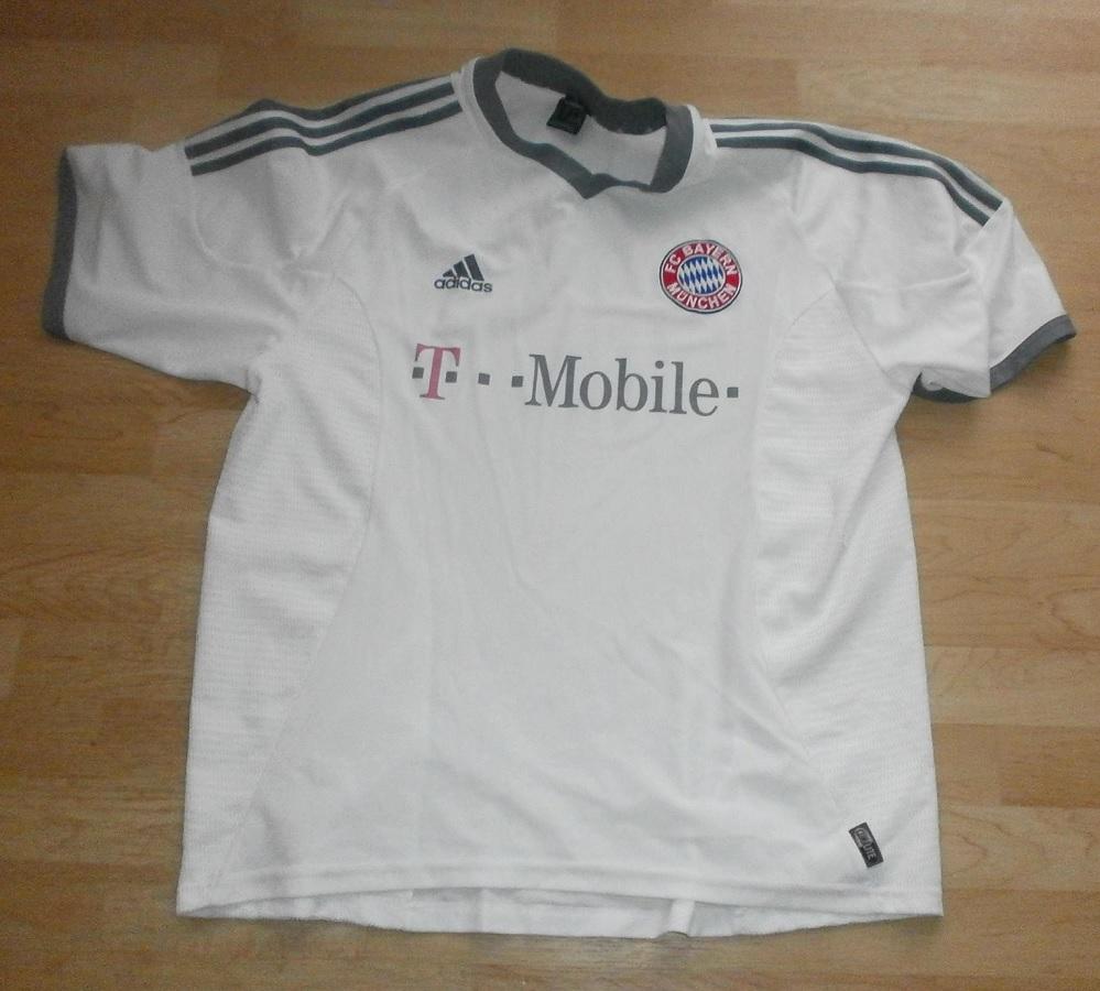 FC Bayern München Away 2002/03