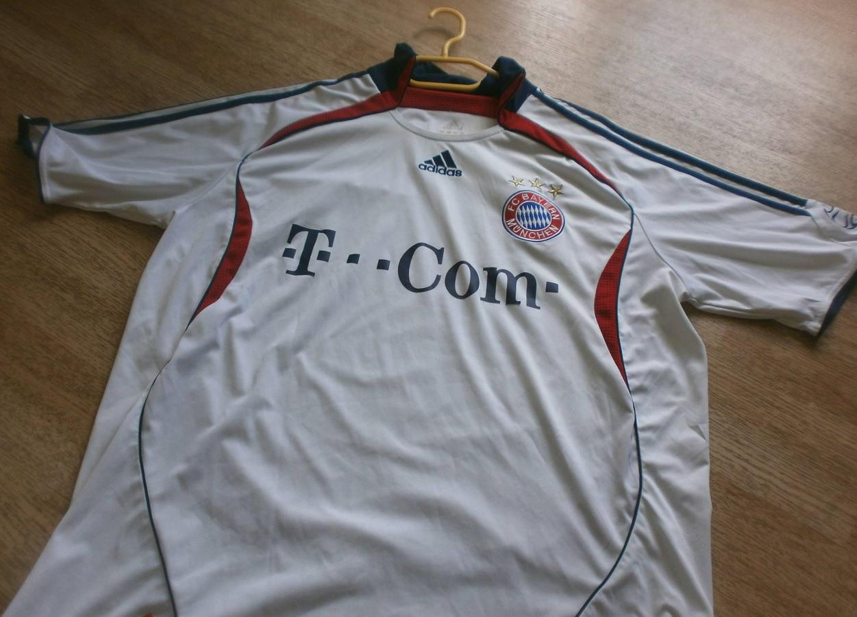 FC Bayern München Away 2006/07