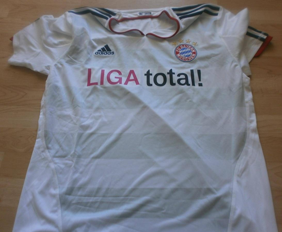 FC Bayern München Away 2010/11