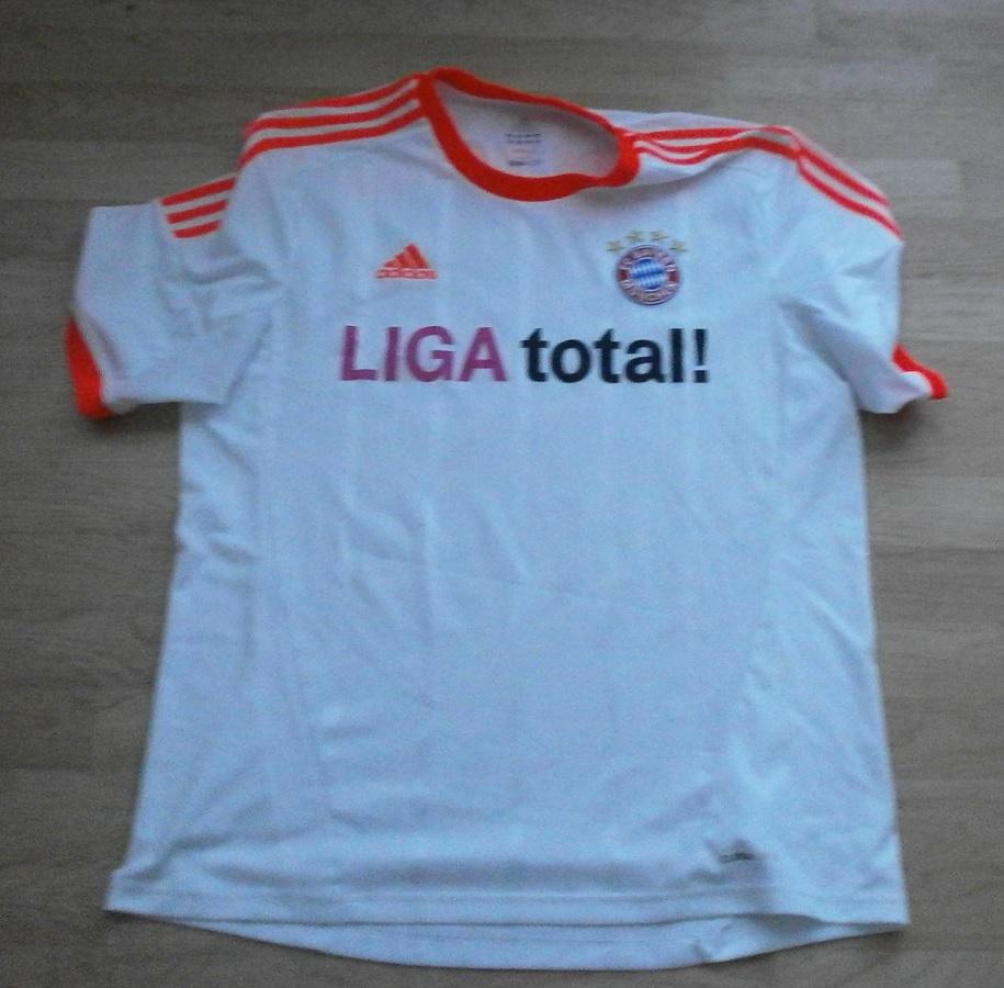 FC Bayern München Away 2012/13