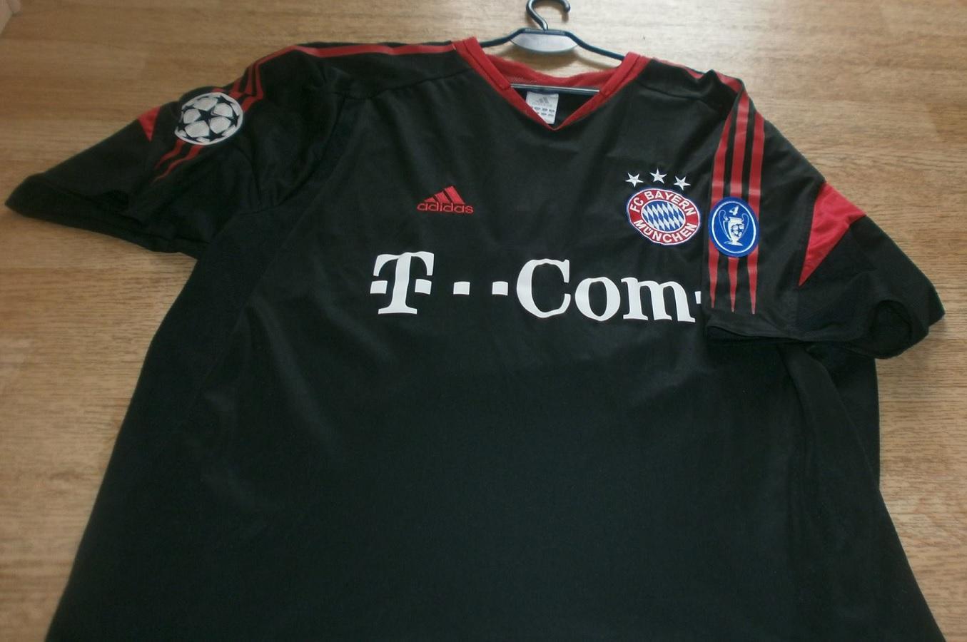 FC Bayern München Champions League 2004/05