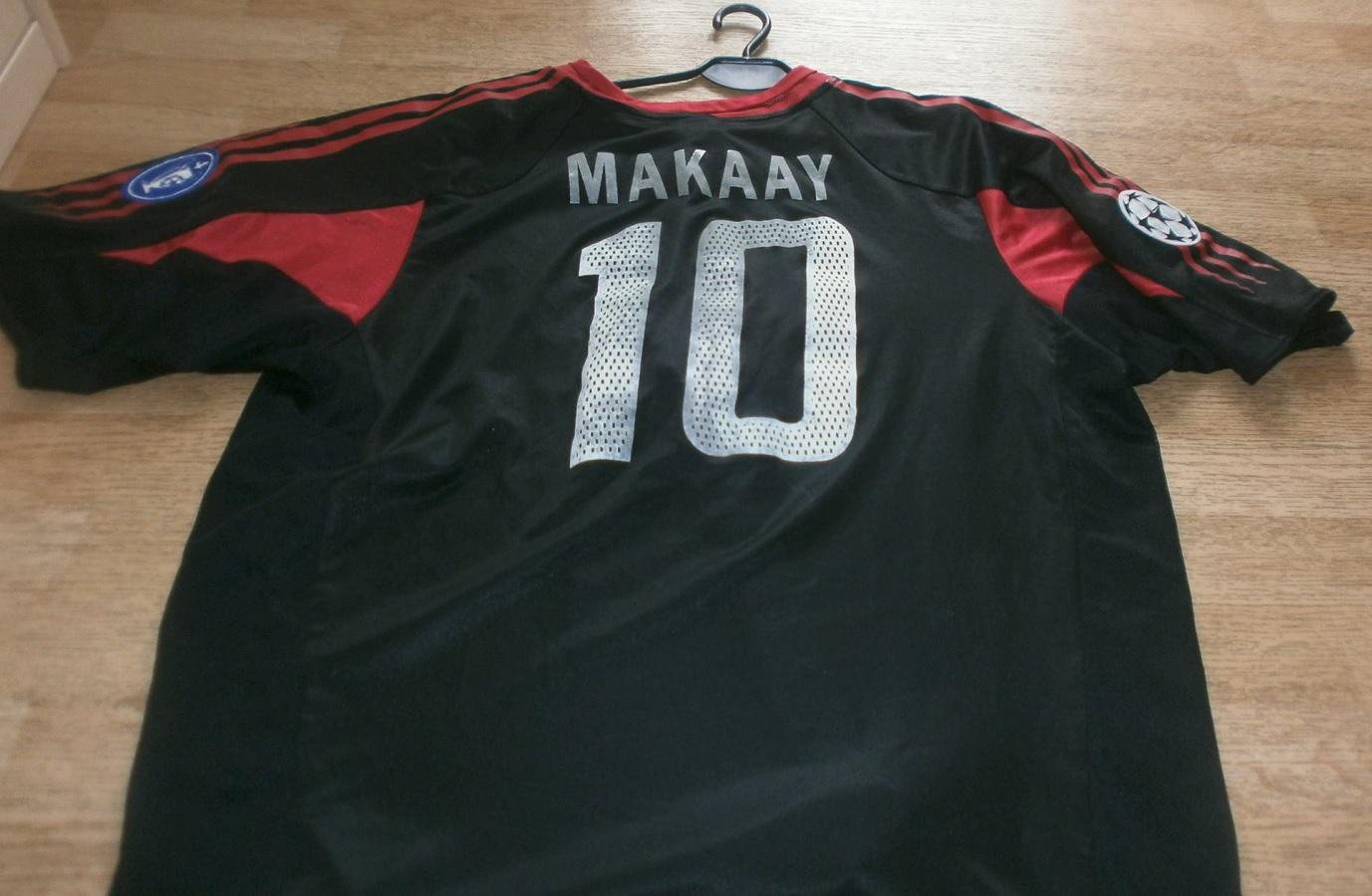 FC Bayern München Champions League 2004/05 Makaay