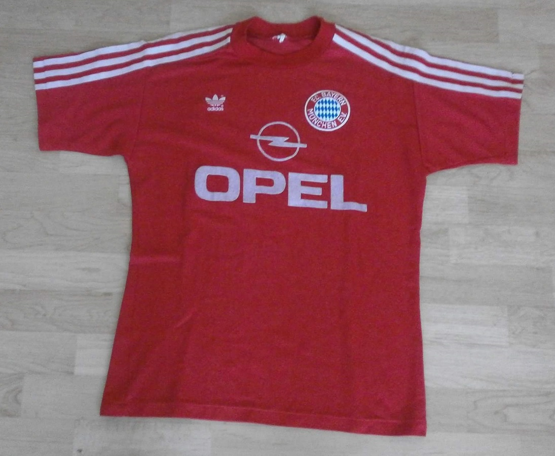 FC Bayern München Home 1989/91