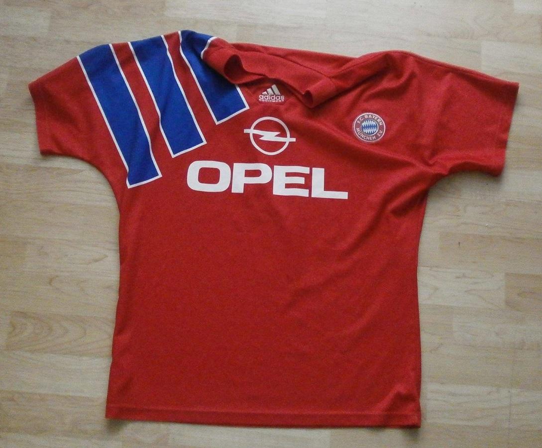 FC Bayern München Home 1992/93