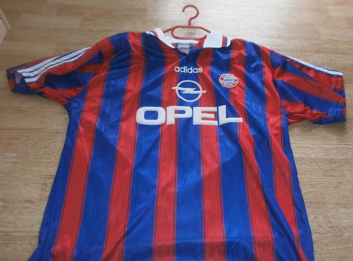 FC Bayern München Home 1995/96