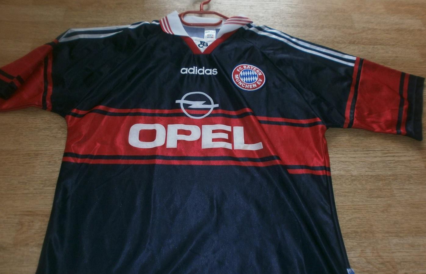FC Bayern München Home 1997/98