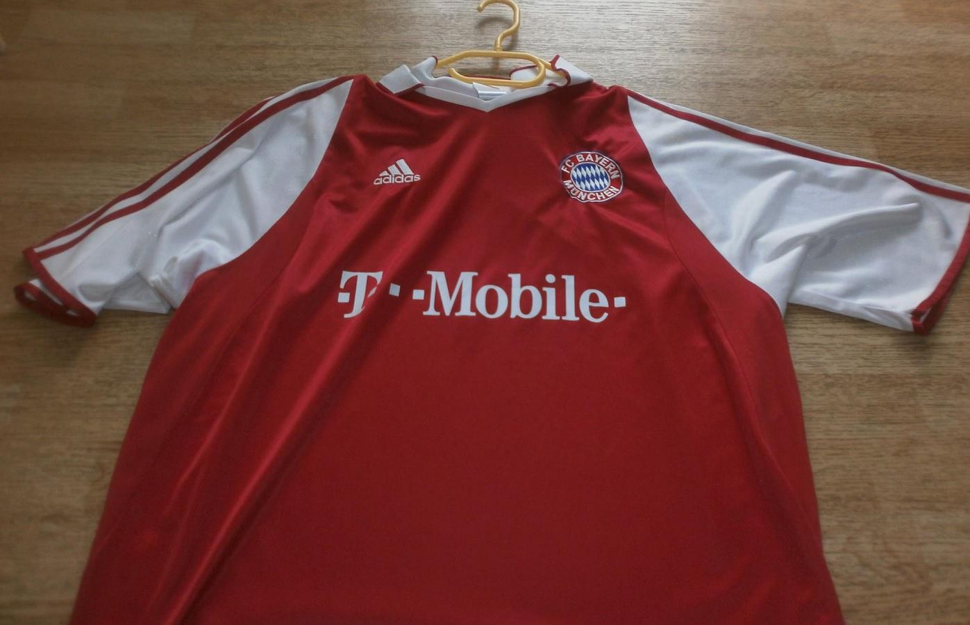 FC Bayern München Home 2003/04