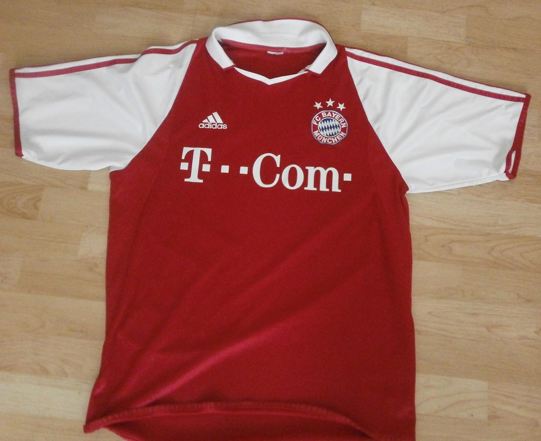 FC Bayern München Home 2004/05