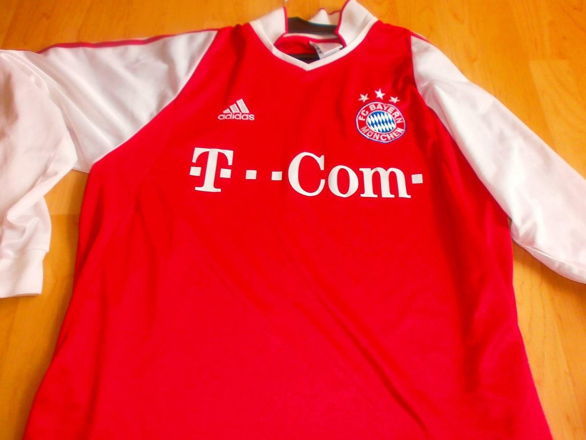 FC Bayern München Home 2004/05 LS