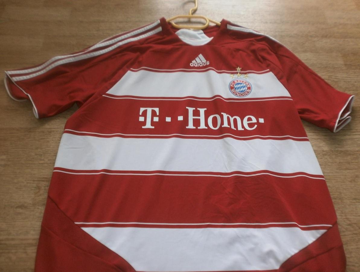 FC Bayern München Home 2007/08