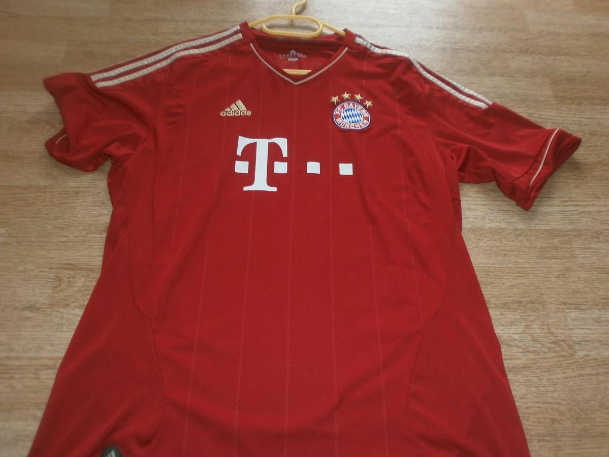 FC Bayern München Home 2011/12