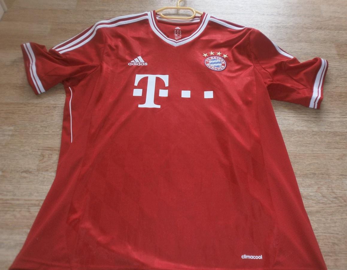 FC Bayern München Home 2013/14