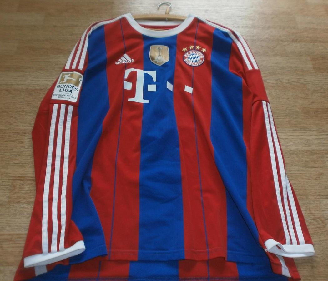 FC Bayern München Home 2014/15