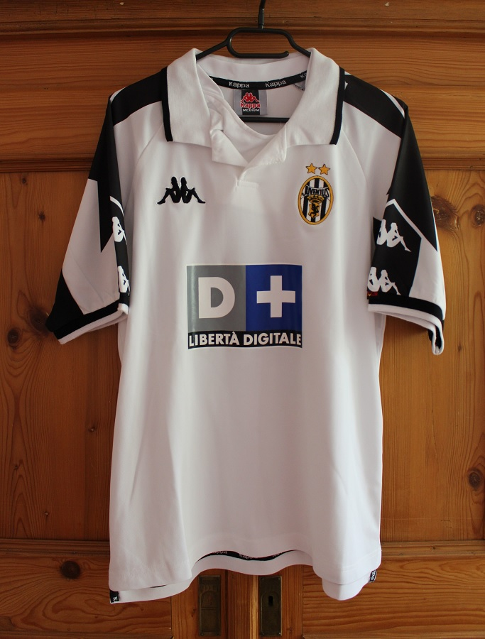 Juventus Turin Away 1998/99
